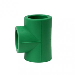 PPR Tee Piece 20mm to 160mm